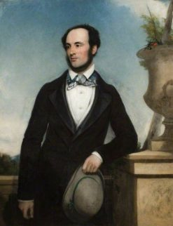 Sir Charles Edmund Isham (1819-1903) | Henry William Pickersgill | Oil Painting