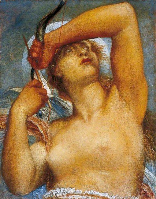 Artemis | George Frederic Watts | Oil Painting