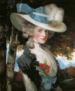 The Honourable Elizabeth Ingram | John Hoppner | Oil Painting