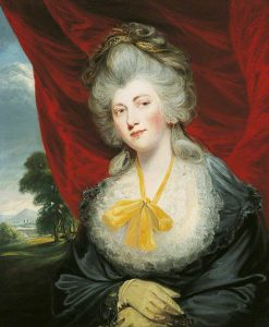 The Honourable Isabella Ingram | John Hoppner | Oil Painting