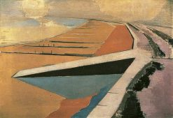 The Shore | Paul Nash | Oil Painting