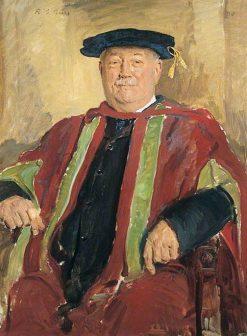 Sir Charles Wilson | Reginald Grenville Eves | Oil Painting