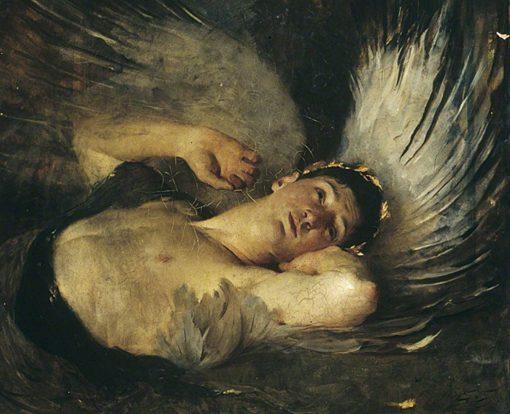 The Awakening | Solomon Joseph Solomon | Oil Painting