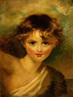 Head of a Boy | Thomas Lawrence | Oil Painting