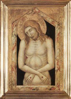 Man of Sorrow | Pietro Lorenzetti | Oil Painting