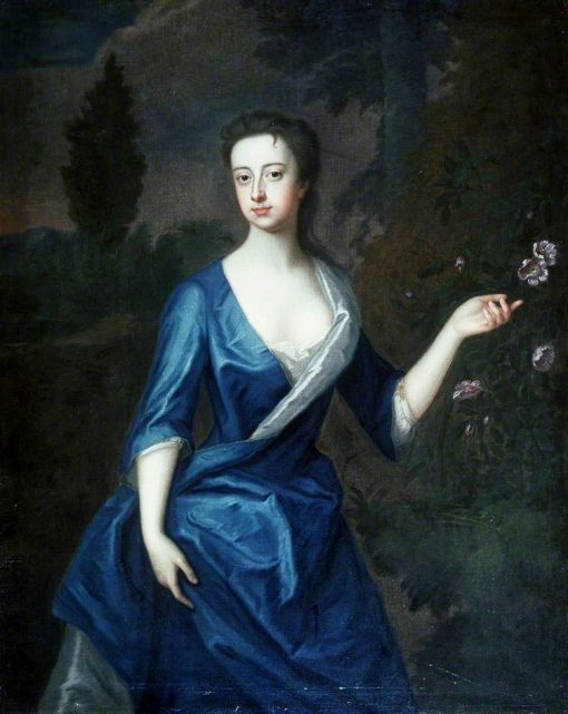 Miss Mary Middleton of Plas Newydd