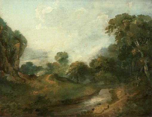 Landscape and River | Richard Wilson