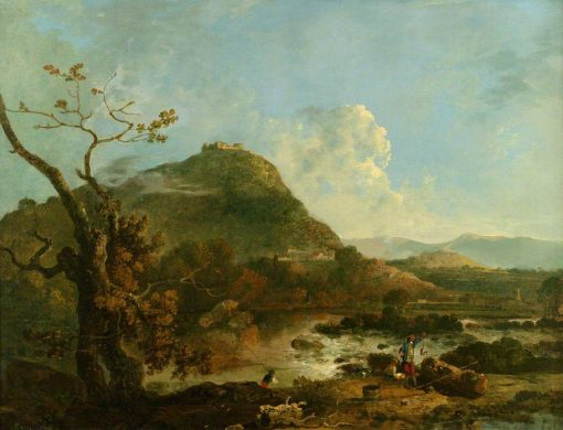 Castell Dinas Bran | Richard Wilson