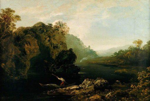 Llanberis Pass and Twr Padarn | Richard Wilson
