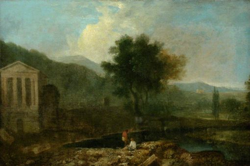 The Temple of Clitumnus | Richard Wilson