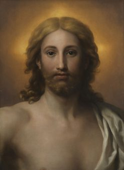 Salvator Mundi | Anton Raphael Mengs | Oil Painting