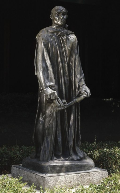 Jean d'Aire (From the Burghers of Calais model) | Auguste Rodin | Oil Painting