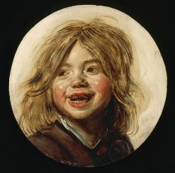 Laughing Child | Frans Hals | Oil Painting