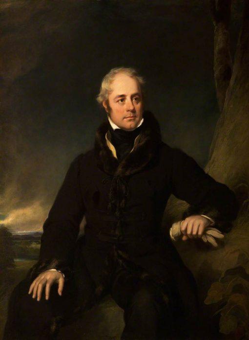 Henry Vansittart (1784-1848) | Henry William Pickersgill | Oil Painting