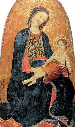 Madonna of Humility | Italian School th Century   Unknown | Oil Painting