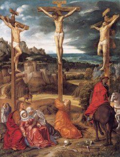 Crucifixion | Giovanni Girolamo Savoldo | Oil Painting