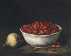Strawberries | Antoine Vollon | Oil Painting