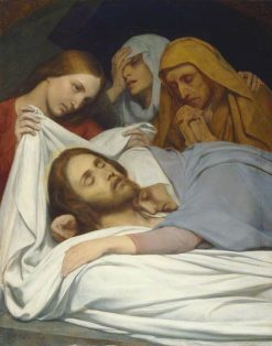 The Holy Women at the Sepulchre | Ary Scheffer | Oil Painting