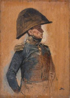 A General Officer | Jean Louis Ernest Meissonier | Oil Painting