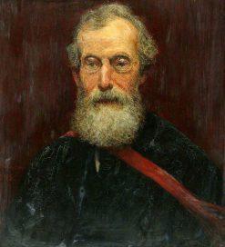 Dr. Joseph Gouge Greenwood | John Herbert Evelyn Partington | Oil Painting