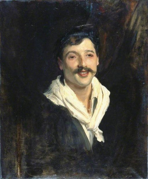 An Italian Sailor | John Singer Sargent | Oil Painting