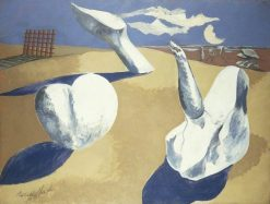 Nocturnal Landscape | Paul Nash | Oil Painting