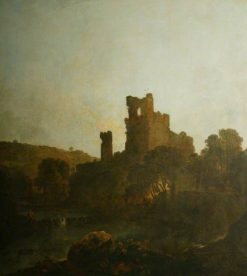 The Keep of Okehampton Castle | Richard Wilson