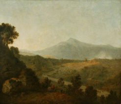 Valley of the Mawddach with Cader Idris Beyond | Richard Wilson