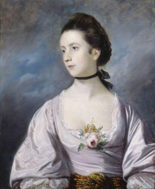 Lady Anstruther | Sir Joshua Reynolds | Oil Painting