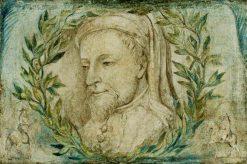 Geoffrey Chaucer (c.1343-1400) | William Blake | Oil Painting