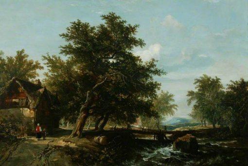 Landscape: Cottage