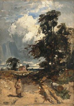 The Approaching Storm | William James Muller | Oil Painting