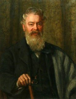 Edwin Waugh (1817-1890) | William Percy | Oil Painting