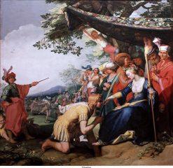 The Three Wise Men | Abraham Bloemaert | Oil Painting