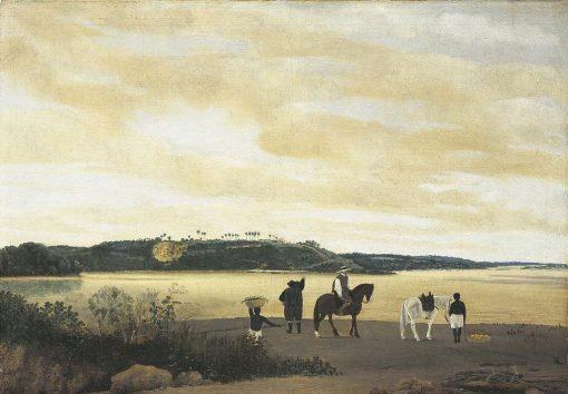 View of Itamaraca Island