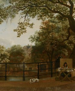 View of the Herengracht Canal