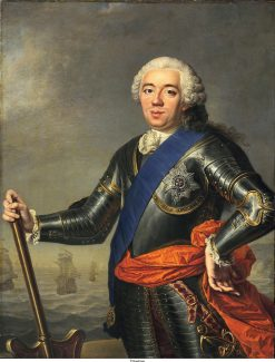 Portrait of William IV