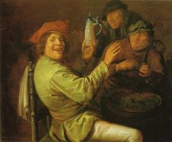 Hearing | Jan Miense Molenaer | Oil Painting