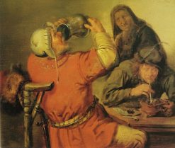 Taste   Jan Miense Molenaer   Oil Painting