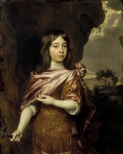 Wolfert van Brederode (1649-1679) | Jan Mijtens | Oil Painting