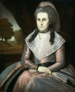 Mary Smith Booth | Ralph Earl | Oil Painting