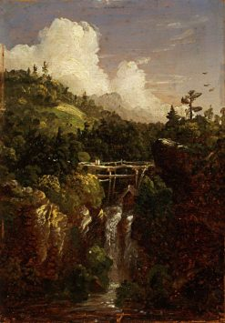 Genersee Scenery | Thomas Cole | Oil Painting