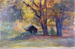 "Cabin at ""Oak Rued"