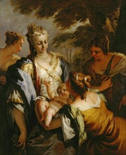 The Finding of Moses | Sebastiano Ricci | Oil Painting