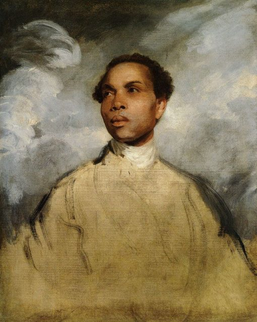 A Young Black | Sir Joshua Reynolds | Oil Painting