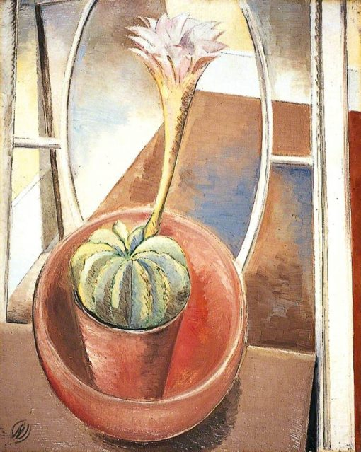 Cactus | Paul Nash | Oil Painting
