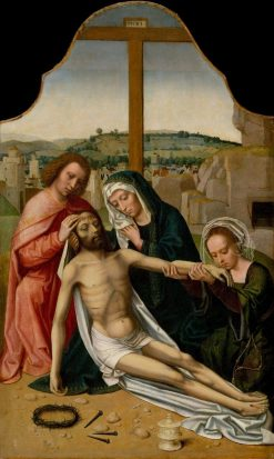 The Lamentation | Ambrosius Benson | Oil Painting