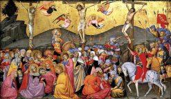 Crucifixion | Andrea di Bartolo | Oil Painting