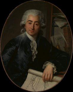 Eugene Joseph Stanislas Foullon d'Écotier | Antoine Vestier | Oil Painting
