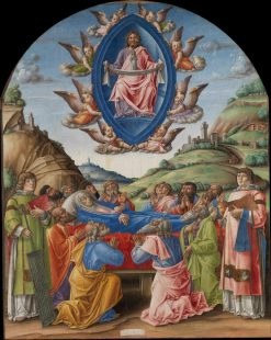 The Death of the Virgin | Bartolomeo Vivarini | Oil Painting